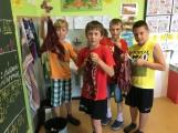 Připrava na Den dětí a sportovní školu v přírodě 4.B
